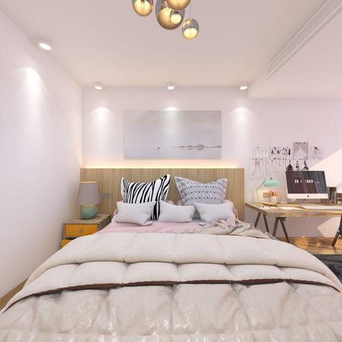35平米公寓设计