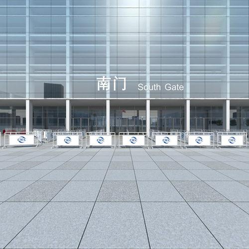 顺义新国展VR全景模型